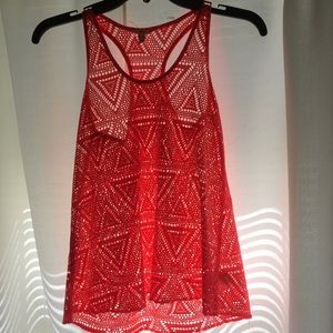 Aeropostale Tank Top w/ Designs
